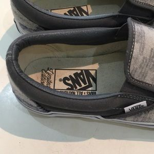 abc240da76c4a Vans All Nations Skate Jam Vans size 10 Ladies